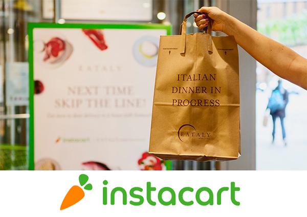 Shop on Instacart