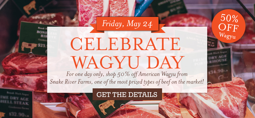 Wagyu Day at Eataly NYC Downtown