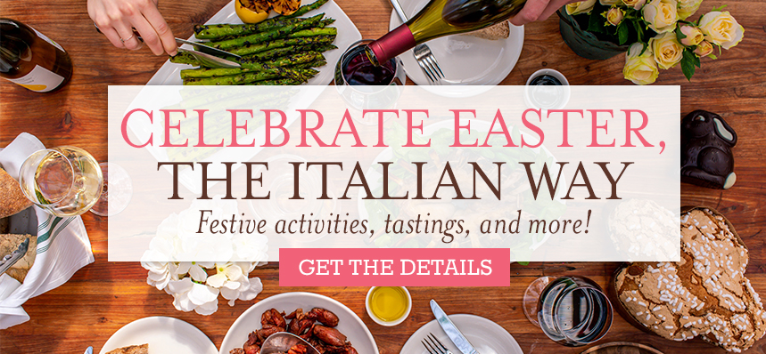 How to Celebrate an Italian Easter at Eataly Chicago