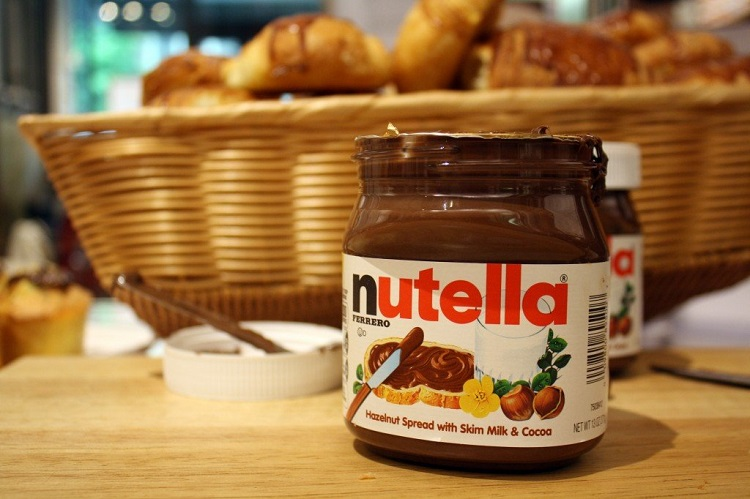 Only Nutella Bar in New York
