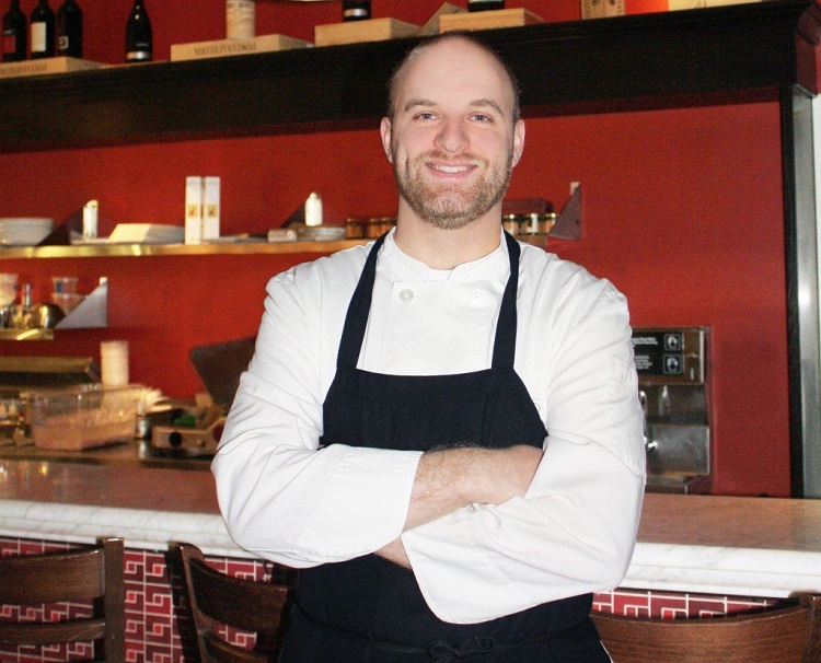 Meet Chef Fitz Tallon