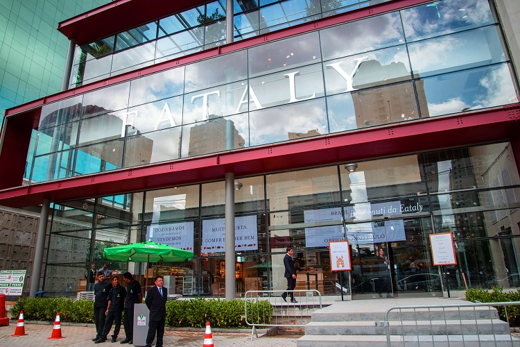 Eataly Opens in South America