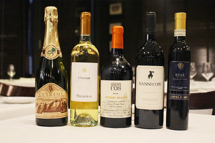 Guide to Italian Wine Terms