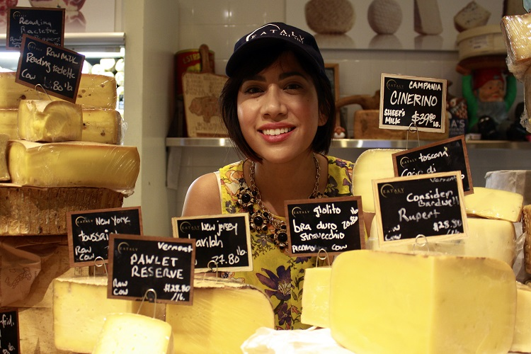 Eataly's Own Takes Cheesemonger Invitational 2014