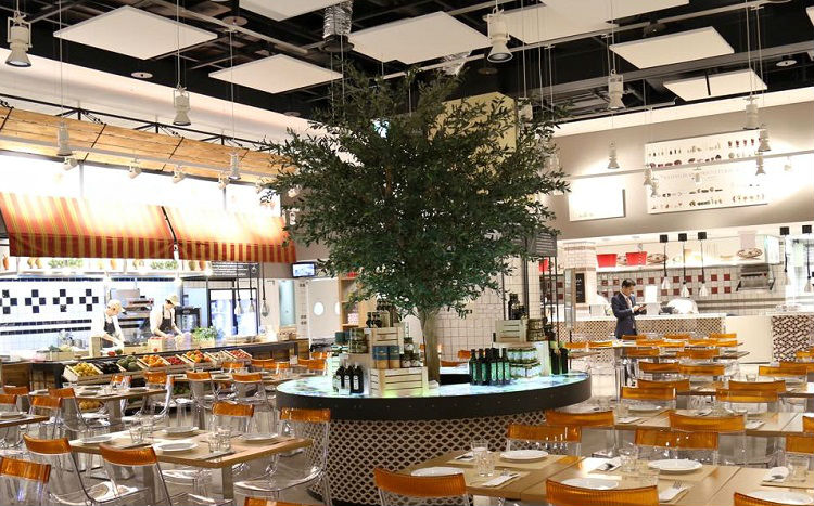 The Grand Opening Of Eataly Seoul Eataly
