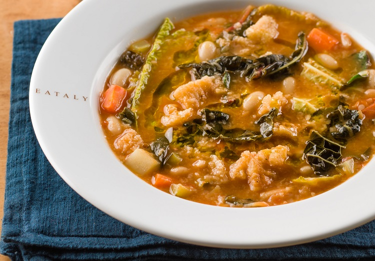 Ribollita Tuscan Vegetable Soup | Top Recipes 2018 on Eataly Magazine