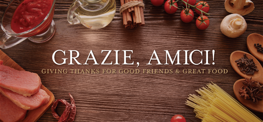 Fall favorites you should serve this thanksgiving amici s for Amici italian cuisine boston ma