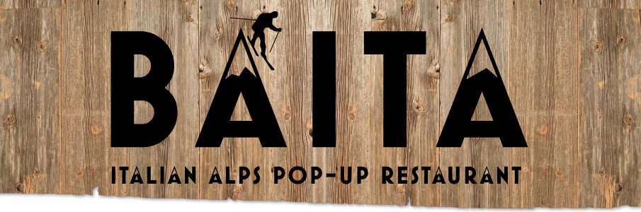 BAITA Is Eatalyu0027s Italian Alps Pop Up Restaurant On The 14th Floor.  Enclosed By A Retractable Roof And Dotted With Heaters, The Cozy Year Round  Space Offers ...