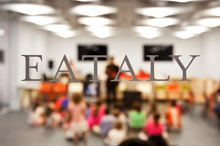 Children's Cooking Classes at Eataly