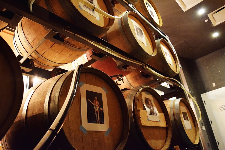 Toast the Barrel Room