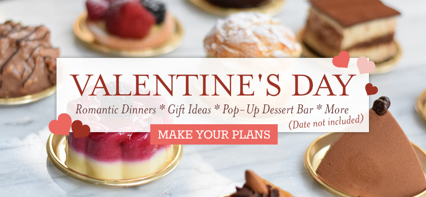 Valentine's Day at Eataly Chicago