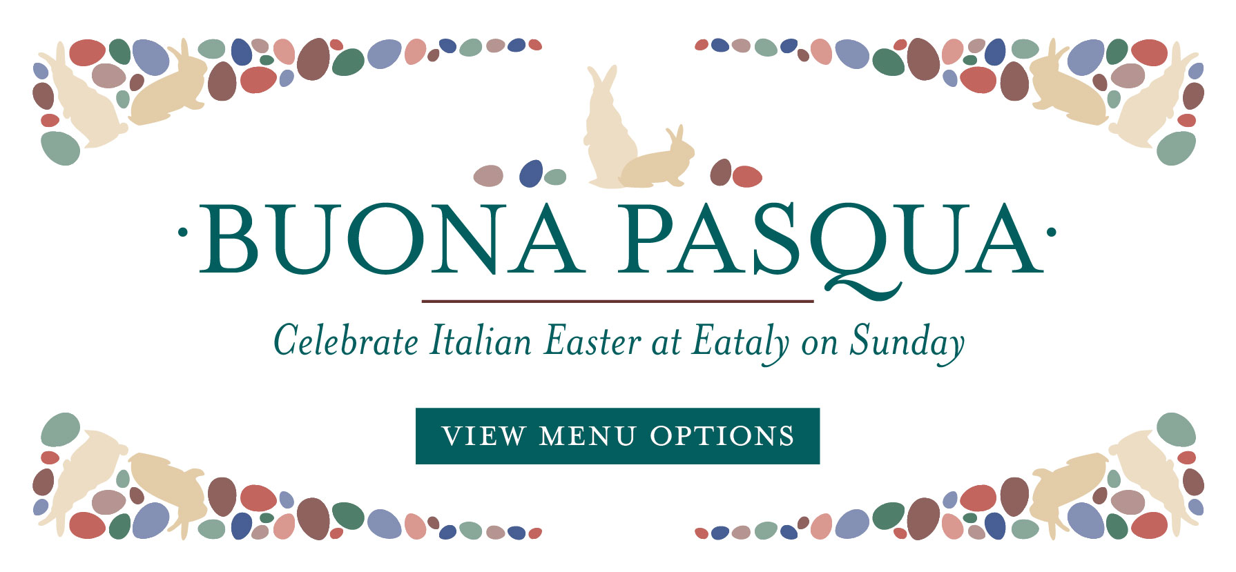 Easter at Eataly New York