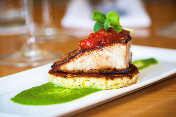 Complimentary tasting open blue 39 s cobia fish eataly for Cobia fish recipe