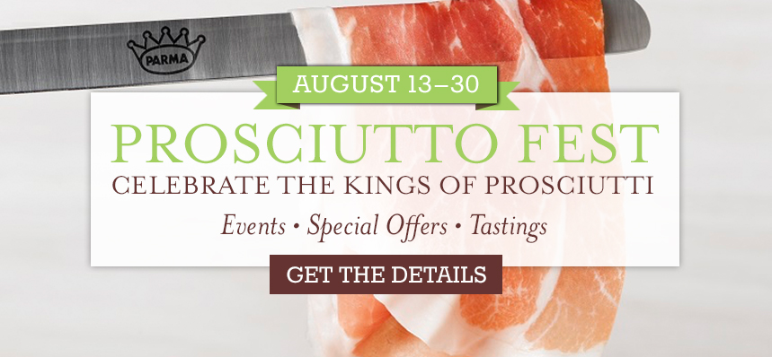 Prosciutto Fest at Eataly NYC Downtown