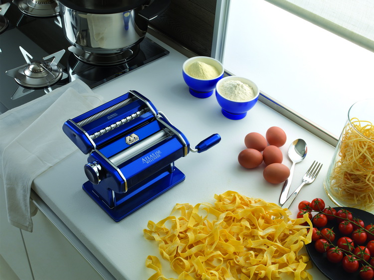 Pasta-Making Demonstration with Marcato