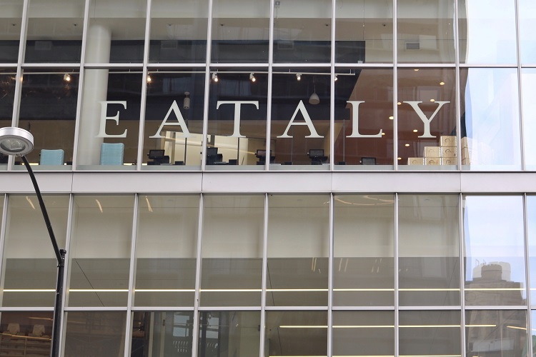 Eataly NYC Downtown Opens