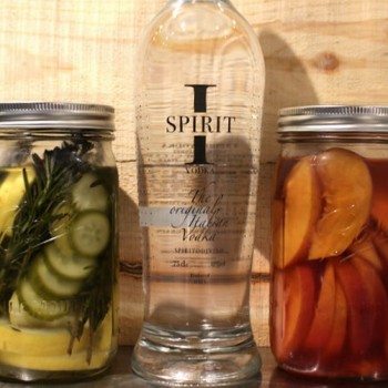 How to Infuse Spirits