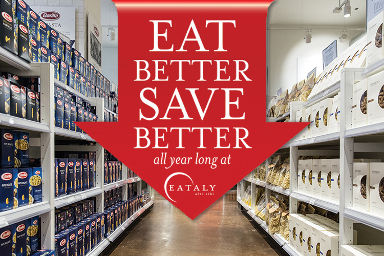 Eat Better, Save Better