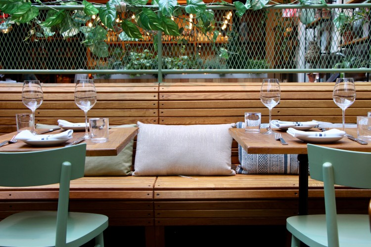 Escape to Terra for Lunch