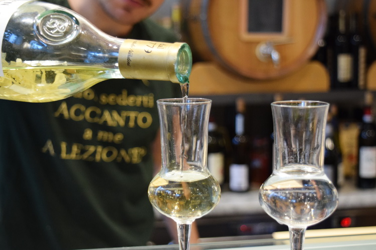 A Taste of Grappa