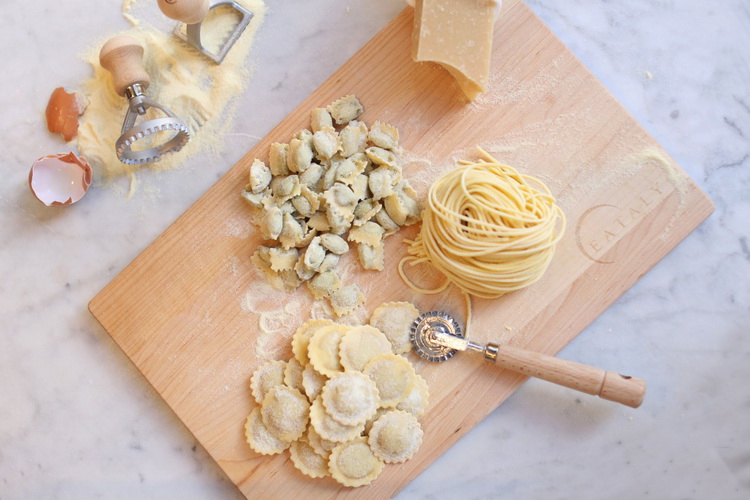 From Dough to Al Dente: Pasta Making at Foodiversità