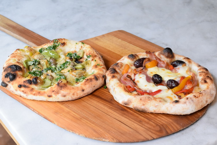 Quattro Mani: Pizza Pairings with Lula Cafe