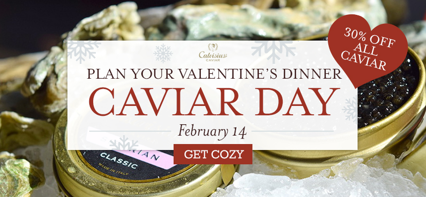 Caviar Day at Eataly NYC Downtown