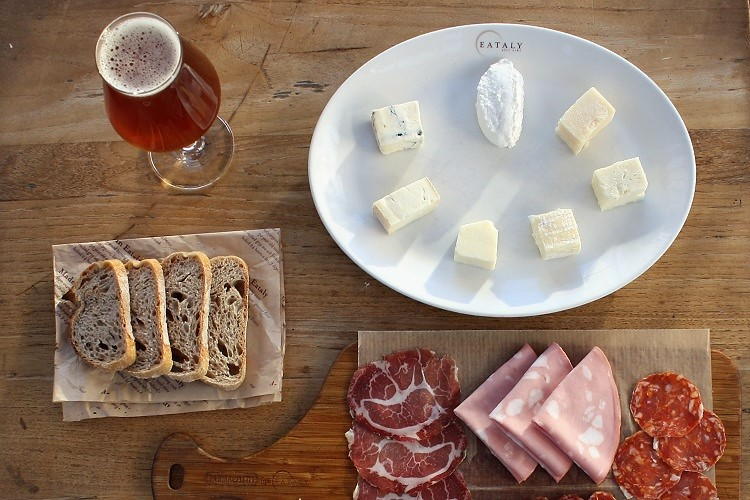 Complimentary Tastings: Beer and Cheese