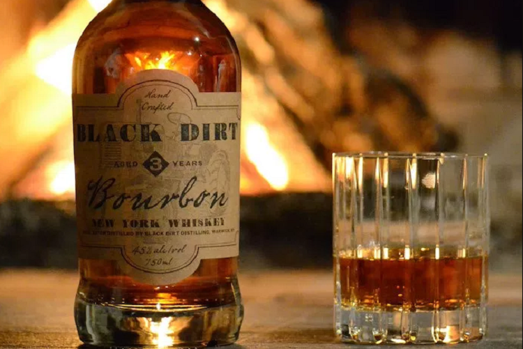 Meet Black Dirt Bourbon
