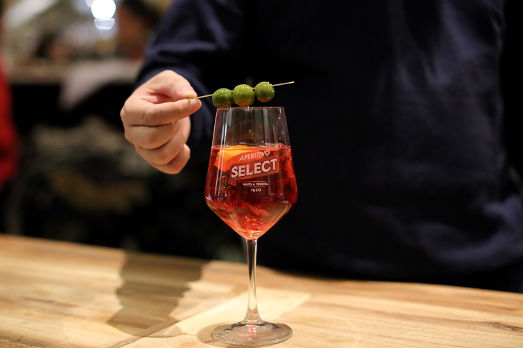 The True Venetian Spritz