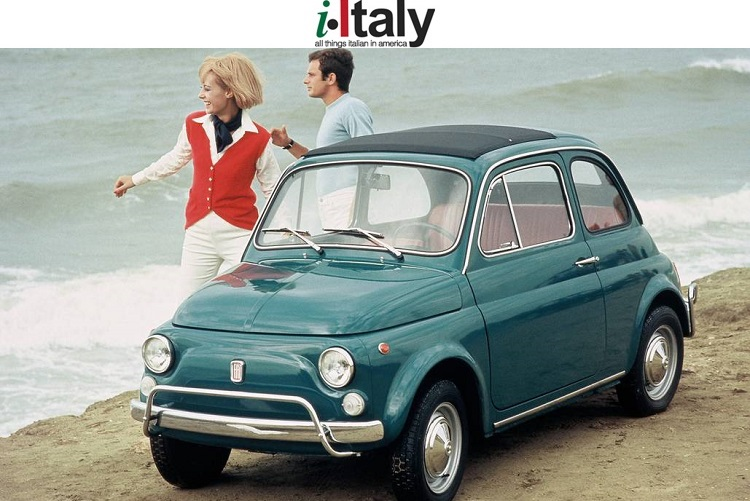 the iconic fiat 500 eataly. Black Bedroom Furniture Sets. Home Design Ideas