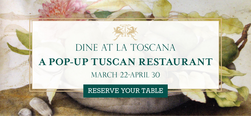 Reserve a Table in Toscana