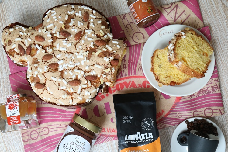 colomba colombe easter treats
