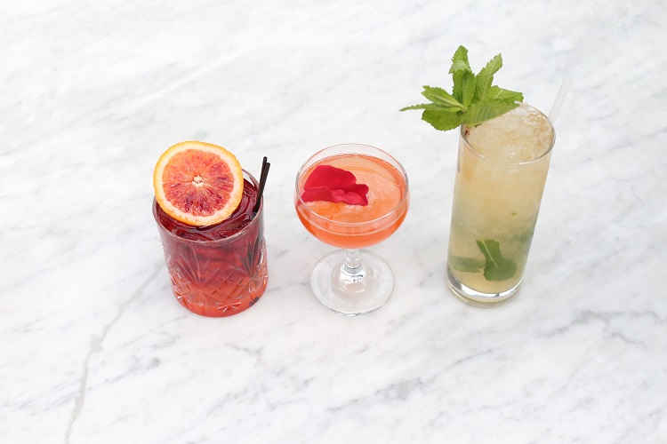 manzo cocktail drink