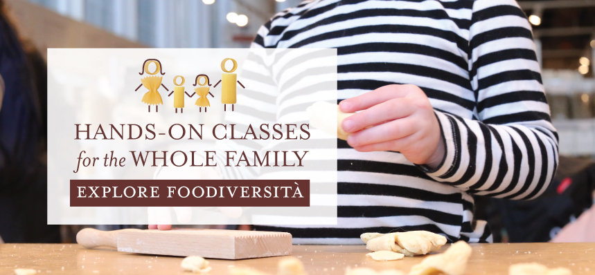 Weekend Family Activities at Foodiversità