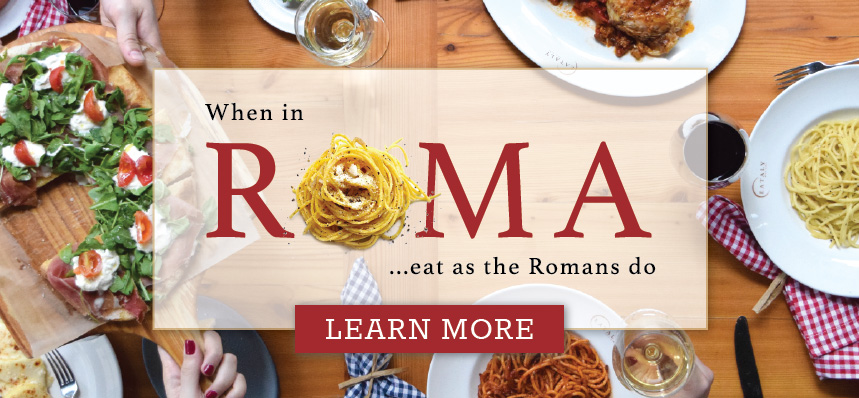 Eat as the Romans Do at Eataly Chicago