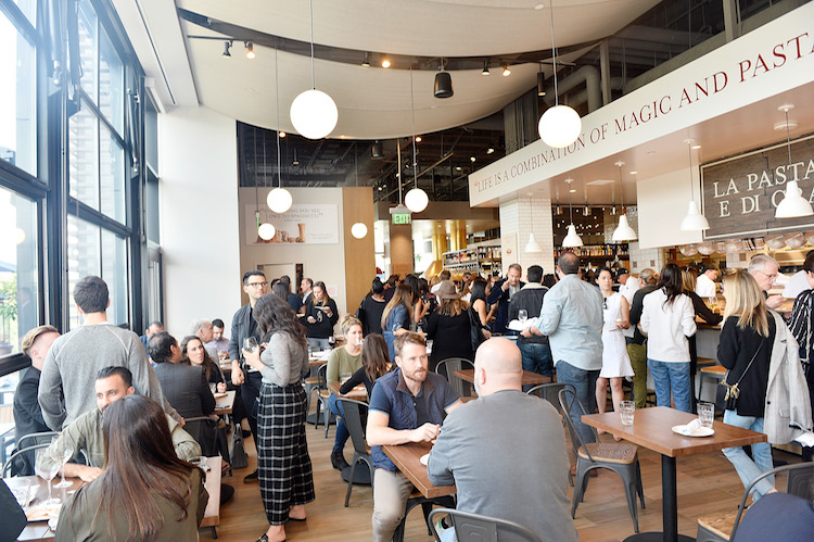 Eataly L.A. Now Open