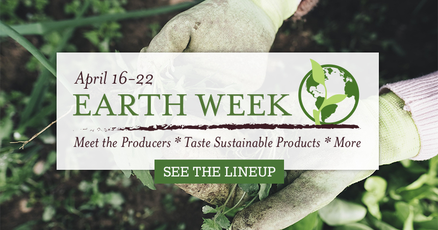 Earth Week at Eataly NYC Downtown