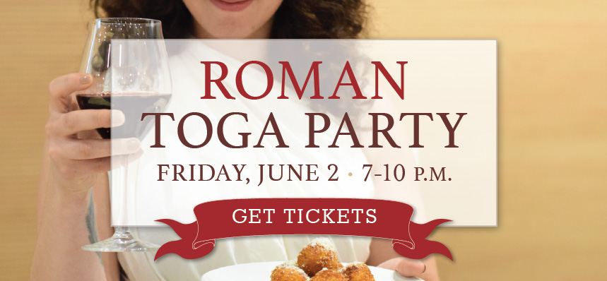 Roman Toga Party