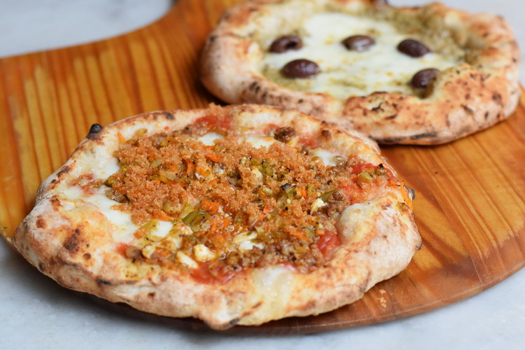 Quattro Mani: Pizza Pairings with Maple & Ash