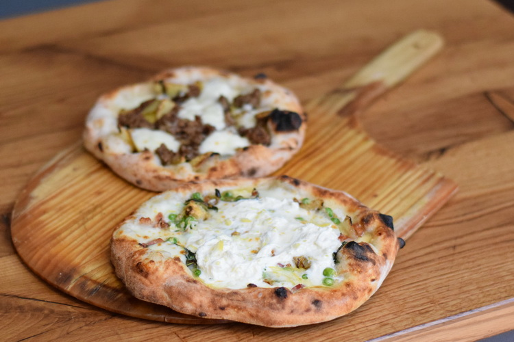 Quattro Mani: Pizza Pairings with Joe Campagna