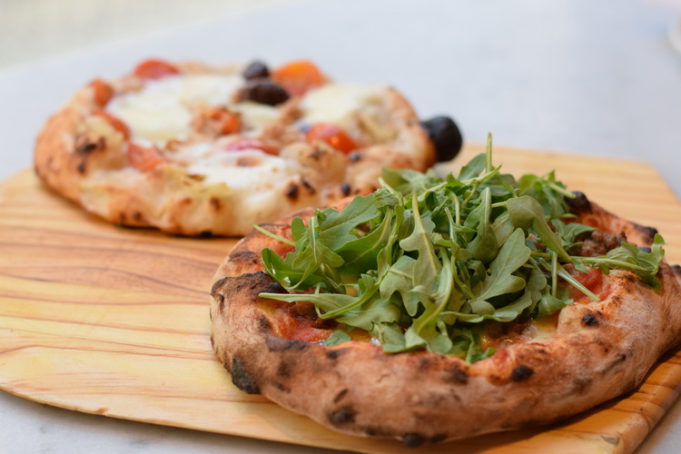 Quattro Mani: Pizza Pairings with CS Magazine