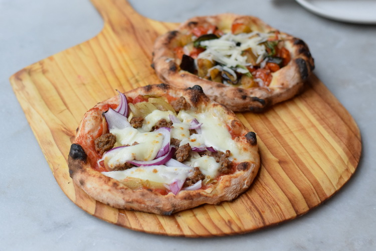 Quattro Mani: Pizza Pairings with Tenzing Wine & Spirits
