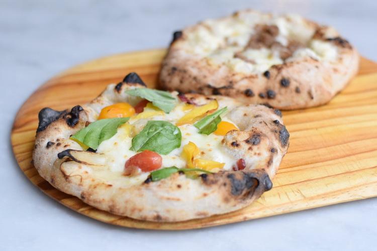Quattro Mani: Pizza Pairings with Mark Steuer