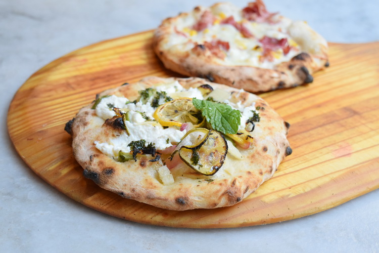 Quattro Mani: Pizza Pairings with Lorin Adolph
