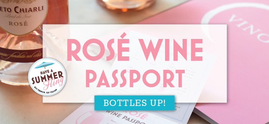Summer Rosé Passport