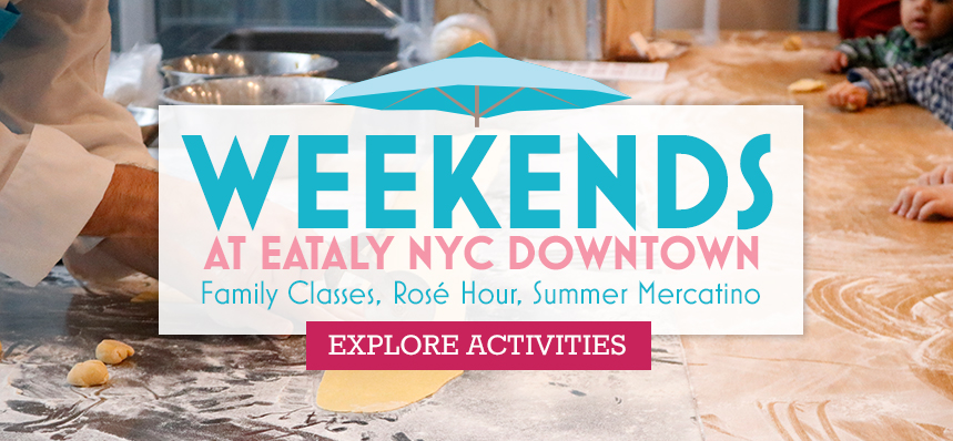 Spend Your Weekends Downtown
