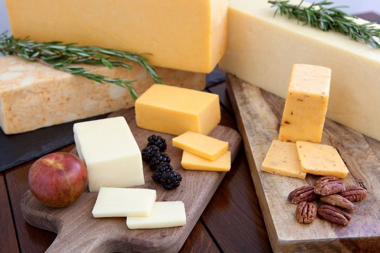 Complimentary Tasting: Kenny's Farmhouse Cheeses