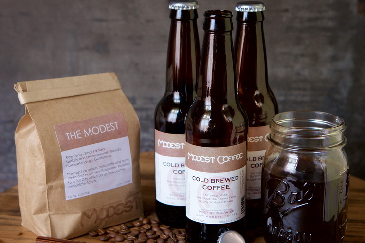 Complimentary Tasting: Modest Coffee