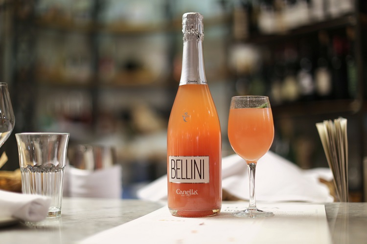 The History Behind the Bellini Cocktail